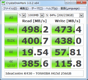 CrystalDiskMark_IdeaCentre-K430_TOSHIBA-HG5d-256GB_200GBfile