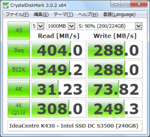 CrystalDiskMark_IdeaCentre-K430_Intel-SSD-DC-S3500-Series-240GB_200GBfile