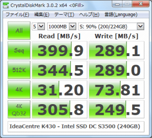 CrystalDiskMark_IdeaCentre-K430_Intel-SSD-DC-S3500-Series-240GB_200GBfile_0Fill