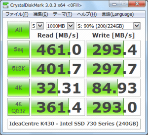CrystalDiskMark_IdeaCentre-K430_Intel-SSD-730-Series-240GB_200GBfile_0Fill